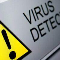 virus browser web