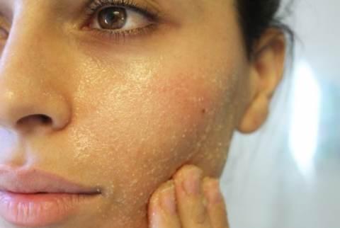 scrub pelle del viso fai da te