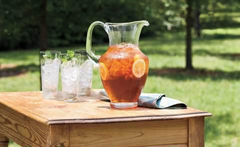 tè dissetante con bicarbonato