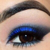 make up occhi marroni