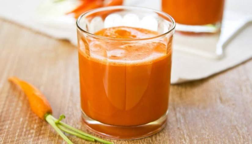 bevanda con carote