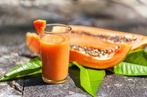 succo al mango rinfrescante
