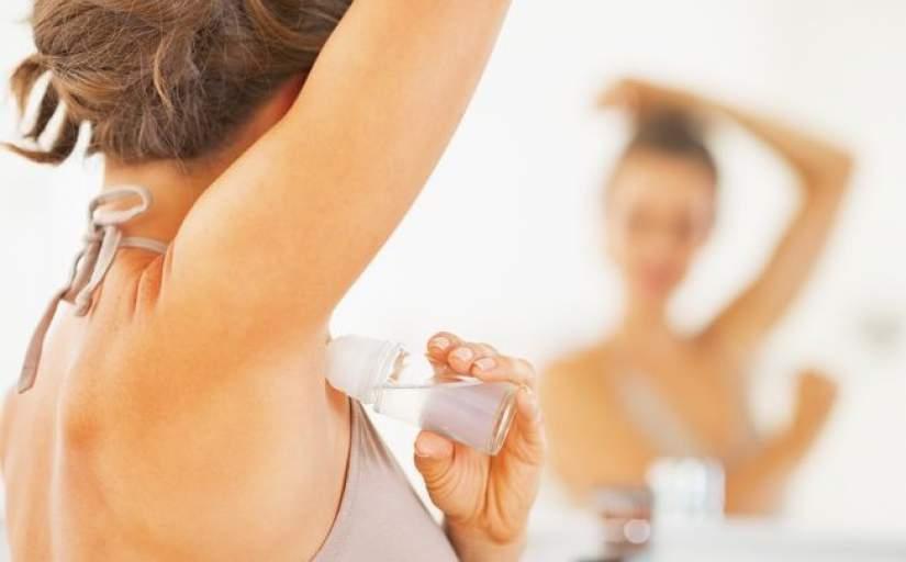 deodorante ascelle fai da te