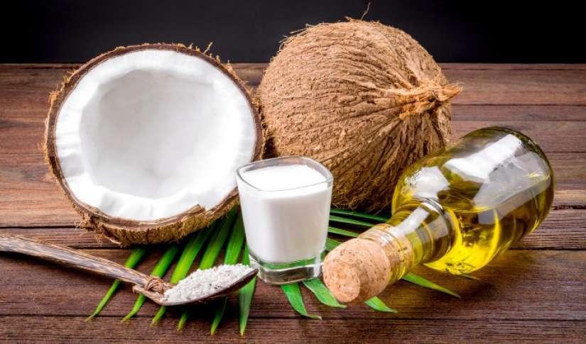 olio di cocco fai da te