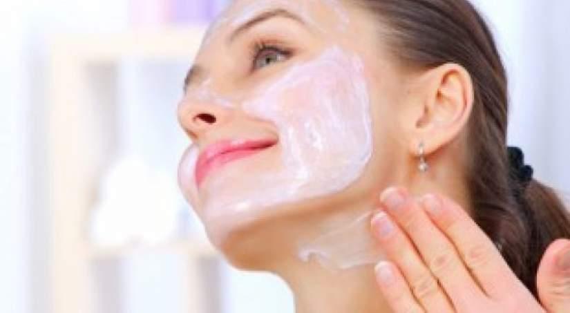 maschera antirughe naturale