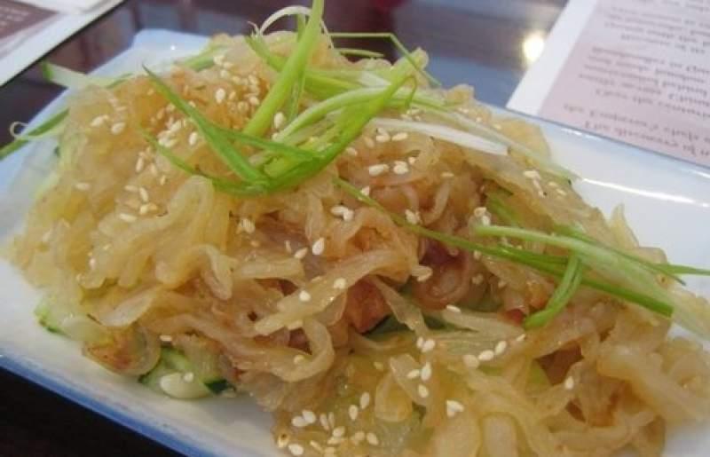 ricette con le meduse