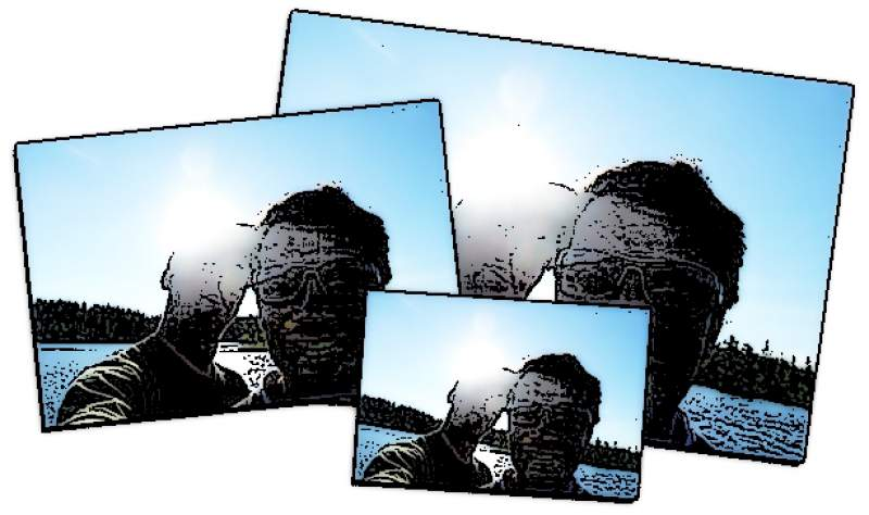 come si ridimensionano immagini