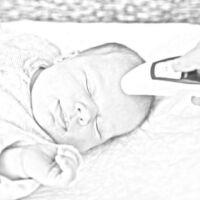 termometro bambini