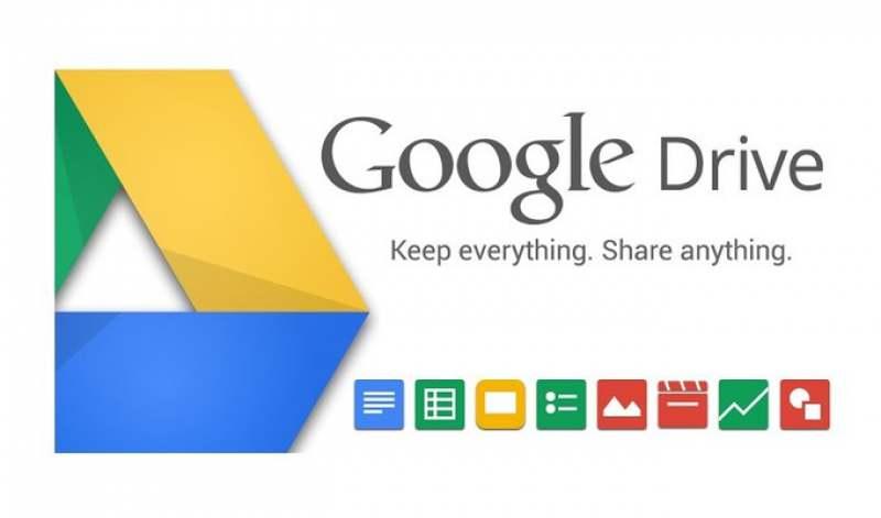 condividere file con google drive