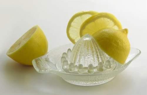 limone per le verruche