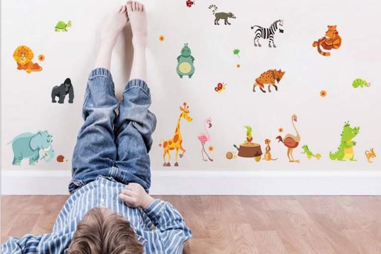 festa safari per bambini
