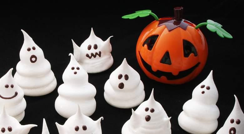ricette per halloween le meringhe