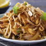ricetta noodles thailandia