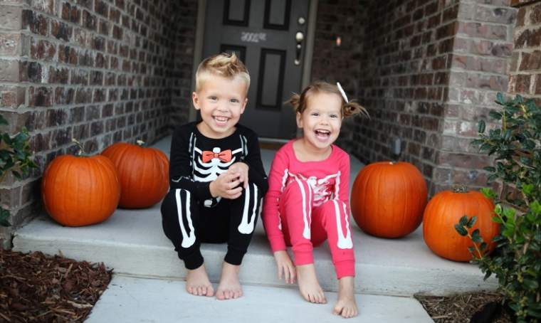 festa bambini halloween