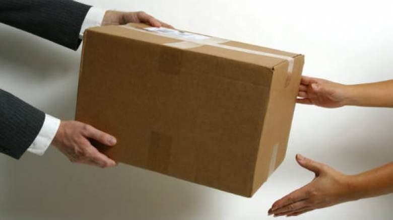 come si fa per spedire un pacco