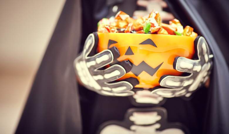 festa di halloween dolcetto o scherzetto scher