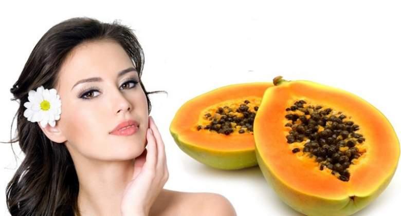 trattamenti per acne con papaya