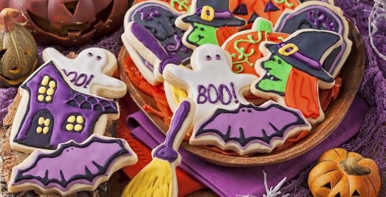 dolci di halloween i biscotti