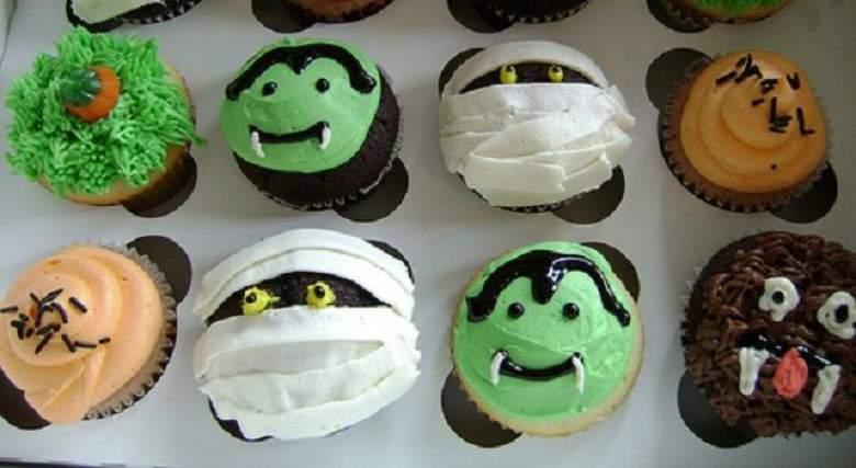 ricette di halloween i muffin