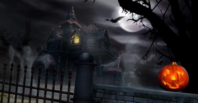 visitare una casa stregata