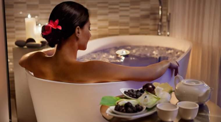 preparare sali da bagno relax