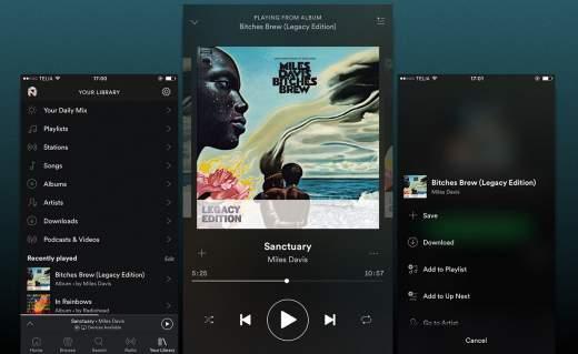 scaricare canzoni da spotify