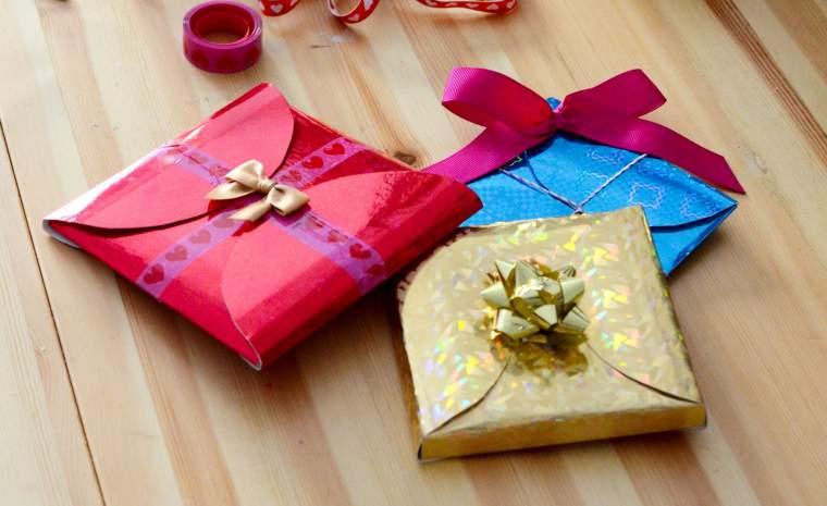 idee per incartare i regali