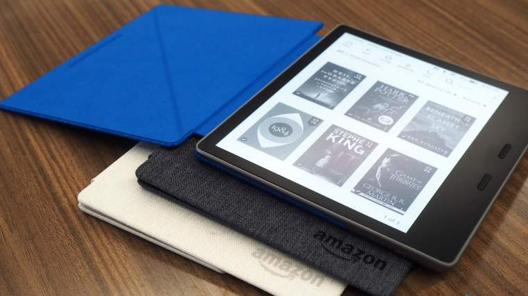 recensioni ebook reader kindle oasis