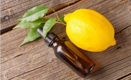 Olio essenziale di limone per calmare la tosse