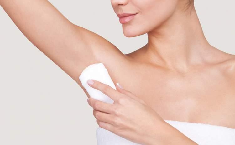 deodorante per la pelle fatto in casa