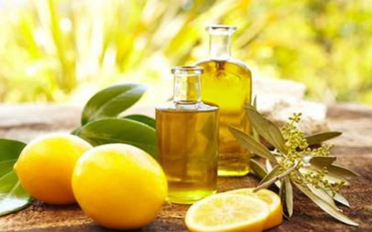 rimedi naturali con olio esseznaile di limone