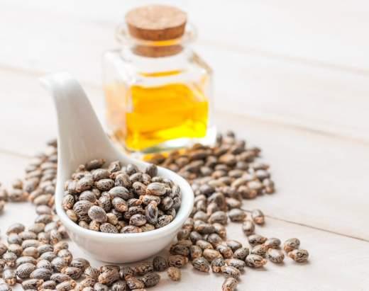 olio di ricino per ciglia folte