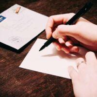 come si fa per scrivere una lettera