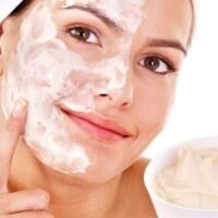 maschera di bellezza idratante