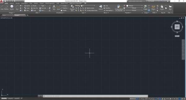 schermata disegno e annotazione