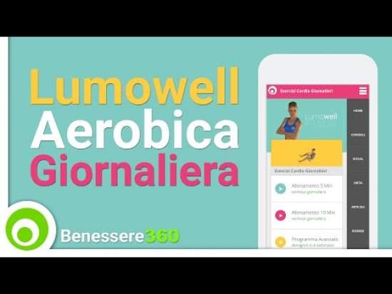 app smartphone aerobica