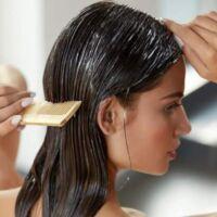 maschera naturale per i capelli morbidi