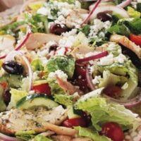 ricette insalata greca