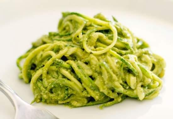 ricette con pesto di zucchine