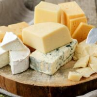 assaggiare formaggi