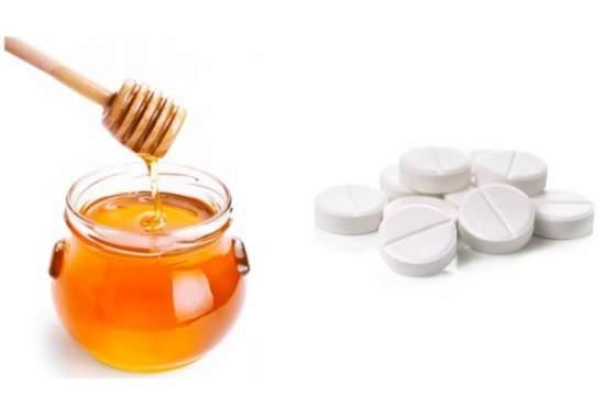 miele aspirina bellezza