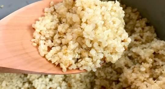 riso alla quinoa