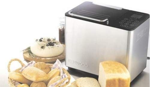 macchina kenwood per fare il pane