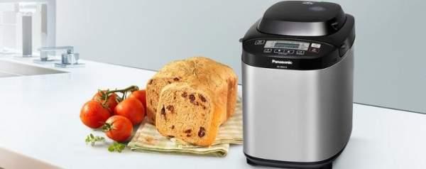 macchina del pane buona panasonic