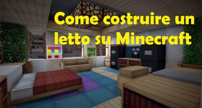 Come Fare Un Letto Su Minecraft : Come costruire un letto su minecraft u2022 ecomesifa.it scopri come fare