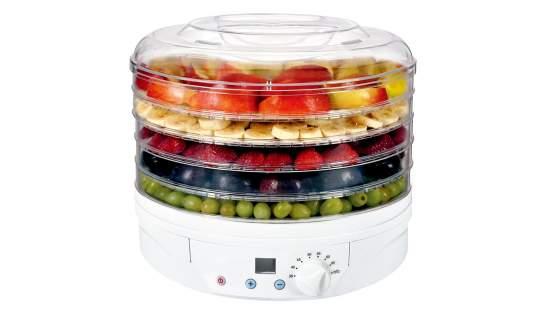 essiccare frutta