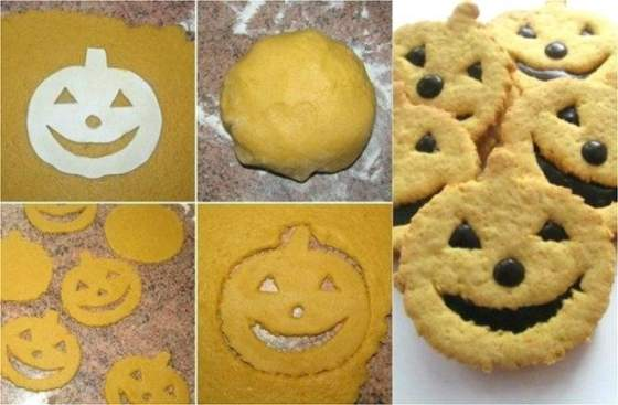 biscotti paurosi per halloween