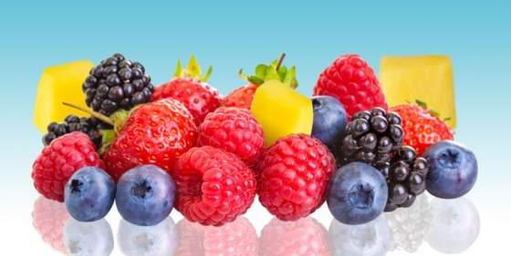 frutta rossa benefici