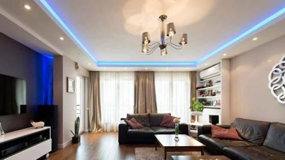 luce in casa