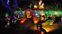 festa di halloween a casa